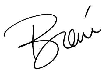 Signed Brené Brown